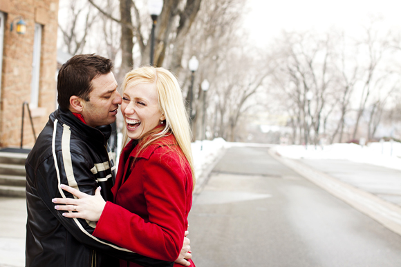 engagement photography salt lake city, winter engagement photography ut